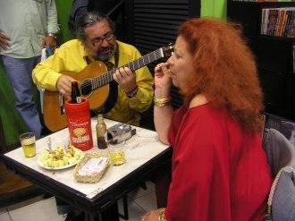 Moacyr Luz e Beth Carvalho
