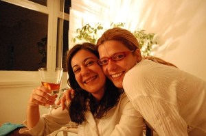 Daniela Duarte e Danielli Pureza, 16 de novembro de 2007