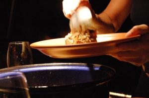 risotto de funghi