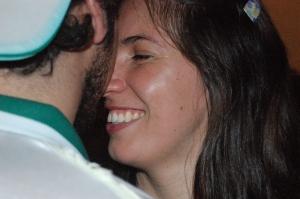 Arthur Favela e Milena, Trapiche Gamboa, 08 de dezembro de 2007