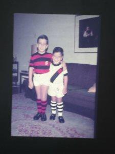 Eduardo Goldenberg e Fernando Goldenberg, início da década de 70