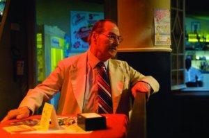 Leonardo Villar em foto de divulgação do filme CHEGA DE SAUDADE