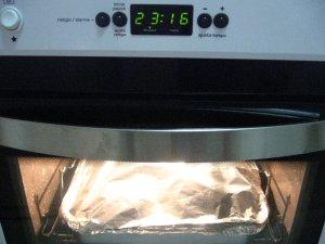 pernil assando no forno, 23h16min
