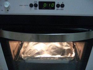 pernil assando no forno, 0h10min