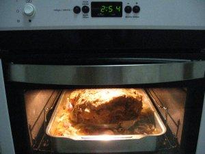 pernil assando no forno, 2h54min