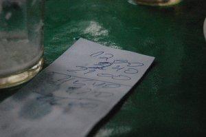 conta do Rio-Brasília, em 09 de agosto de 2008