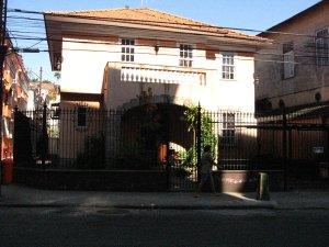 casarão na rua do Matoso 110, esquina com o Beco do Mota, na Tijuca, foto de Eduardo Goldenberg