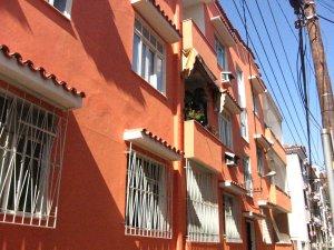 Beco do Mota, na rua do Matoso, na Tijuca, foto de Eduardo Goldenberg