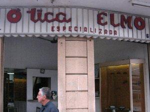 ÓTICA ELMO, rua do Matoso 65, na Tijuca, foto de Eduardo Goldenberg