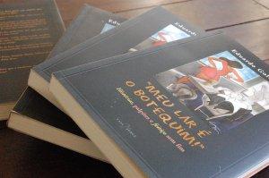 MEU LAR É O BOTEQUIM, de Eduardo Goldenberg, Editora Casa Jorge