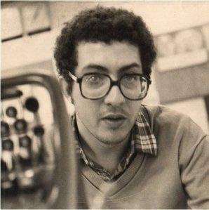 José Sergio Rocha, 1973 ou 1974, foto de J.C. Avellar