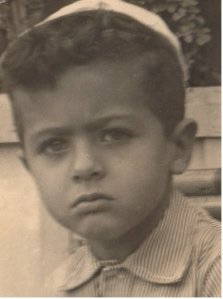 José Sergio Rocha em 1957