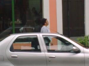22 de agosto de 2009, foto de paparazzo contratado