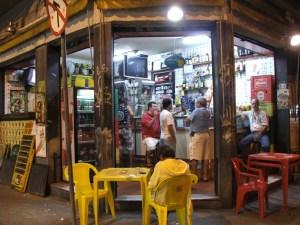 Bar do Marreco, Tijuca, Rio de Janeiro, fotografia de Felipe Quintans, 05 de outubro de 2009