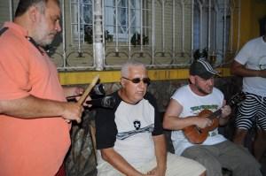 NEM MUDA NEM SAI DO SIMAS, no BAR DO PAVÃO, 06 de fevereiro de 2010