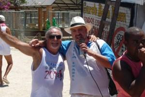 Valmir Vidal e Eduardo Goldenberg, 14 de fevereiro de 2010, São Pedro d´Aldeia