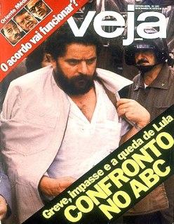 capa da edição da VEJA de 28 de março de 1979
