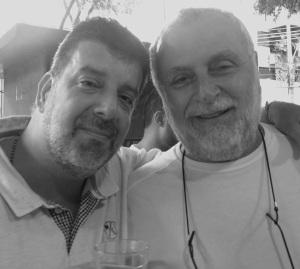 eu e papa em pb