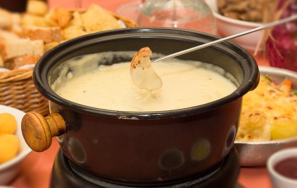 panelinha de fondue
